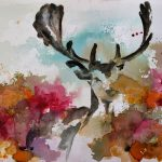 rangifer painting