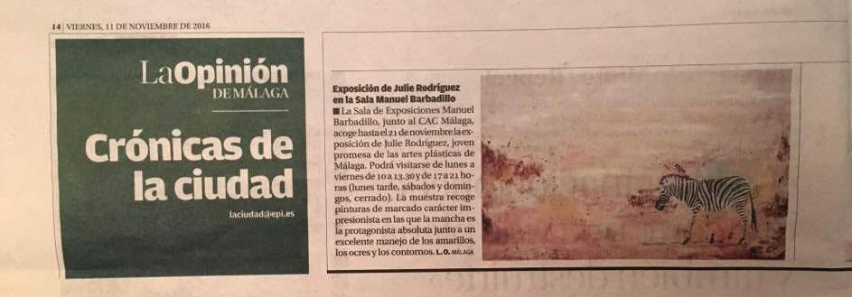 noticia expo juliero