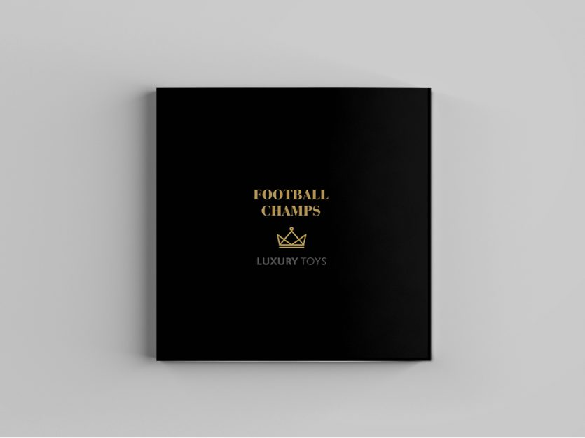 Catalog Design FootballChamps Juliero