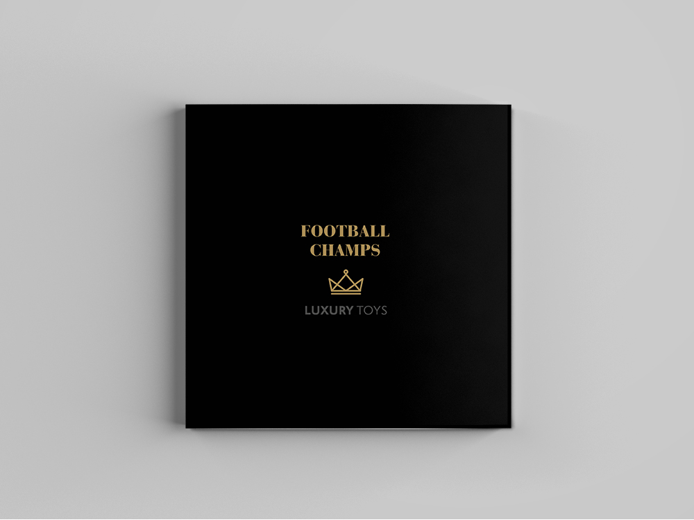Catalog Design FootballChamps Juliero